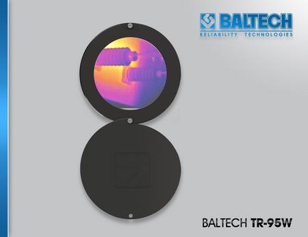 Пирометры, тепловизоры, инфракрасные окна BALTECH TR-95W