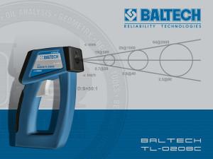 Цифровой термометр, показатель визирования, BALTECH TL