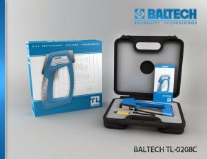 BALTECH TL-0208C измеритель температуры, термометр ThermaLine, пирометр