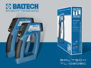 BALTECH TL-0208C, Пирометры инфракрасные цена
