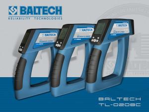 Пирометр инфракрасный цена BALTECH TL-0208C, тепловизоры, инфракрасные окна, обучение