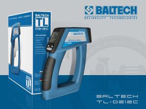 Пирометр для измерения температуры, инфракрасные стекла, тепловизоры, пирометры BALTECH TL-0212C