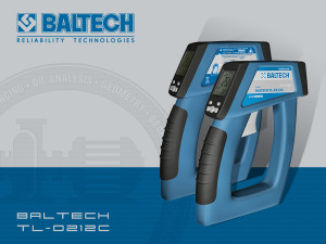 Пирометр для зеркальной поверхности, пирометр для блестящих и отражающих поверхностей BALTECH TL-0212C