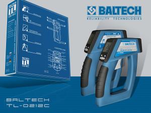BALTECH TL-0212C, Принцип действия яркостного пирометра, инфракрасные стекла, ик-окна