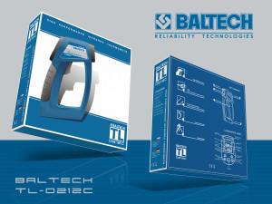 BALTECH TL-0208C, Пирометры для измерения температуры бесконтактным методом
