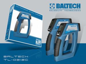 Пирометры для измерения температуры электрических шин BALTECH TL-0212C, недорогие тепловизоры
