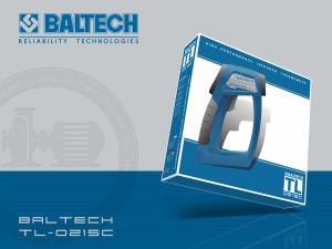 Оптический пирометр, лазерный термометр, пирометр бесконтактный BALTECH TL, ThermaLine